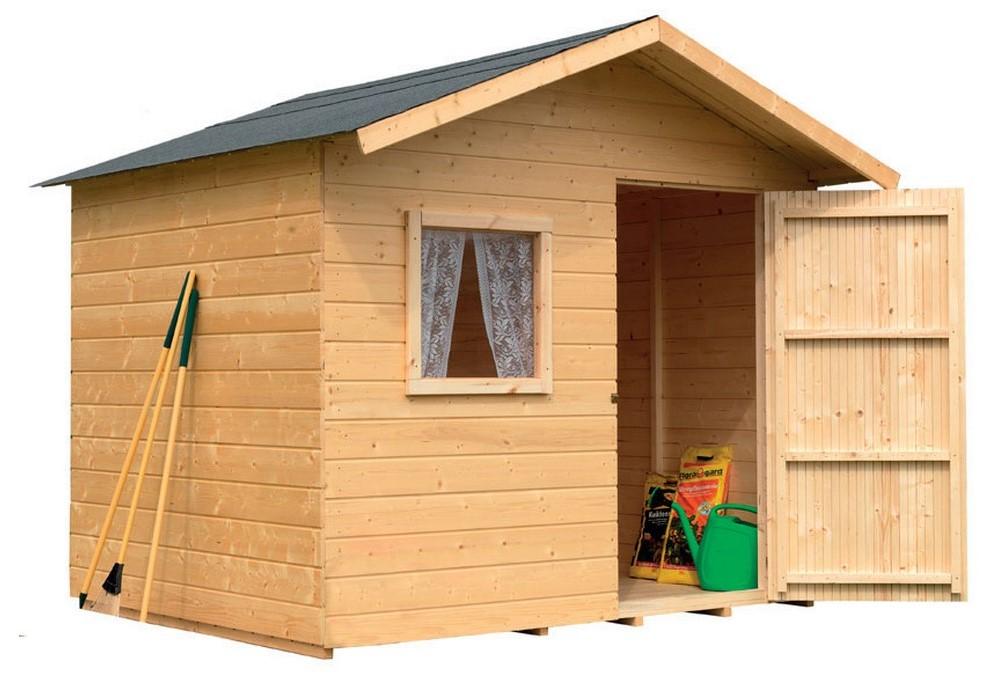 casotto in legno